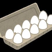 卵が割れない容器